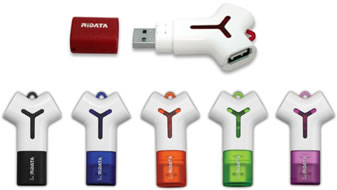 The EZ Yego USB Drive