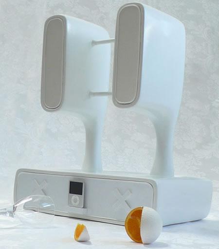 YO - Wireless Speaker Docking Station