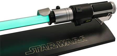 Yoda F/X Lightsaber