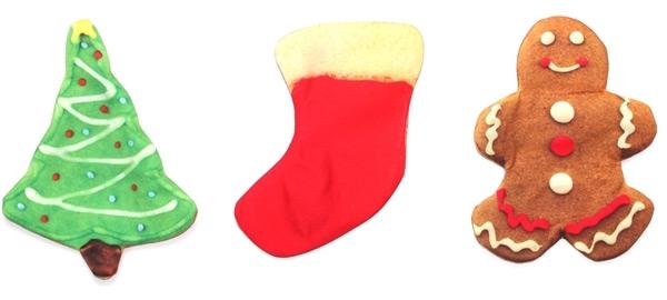 Yummy Pockets Christmas Cookies