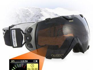 Zeal Optics GPS Goggles