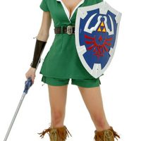 Legend of Zelda Link Costume