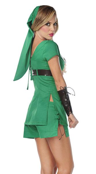 legend of zelda link halloween costume