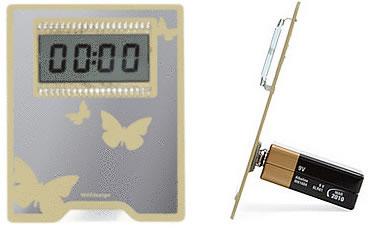 ZER00:00 Digital Clock