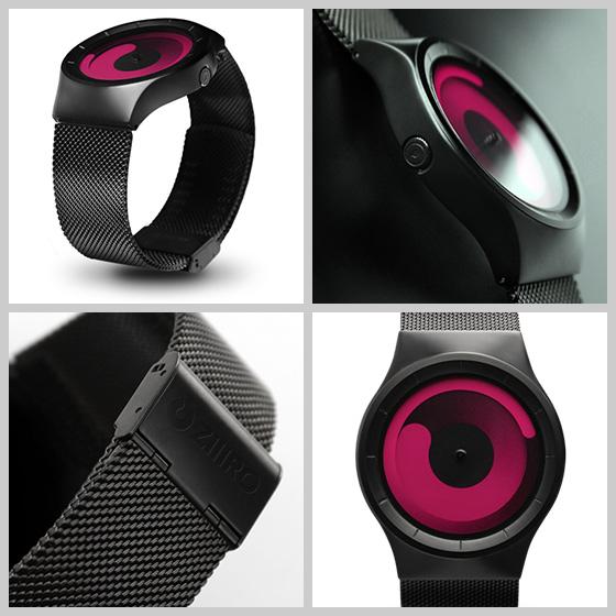 ZIIIRO Mercury Watch