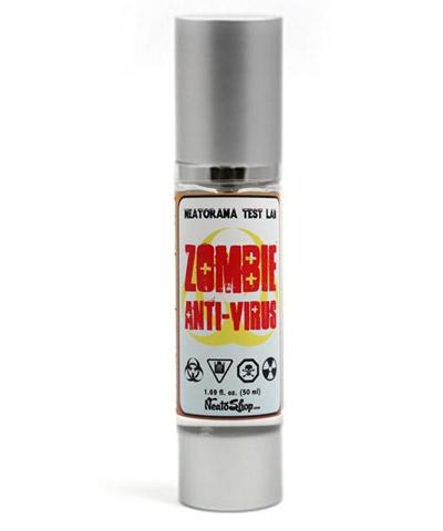 Zombie Anti-Virus Hand Sanitizer