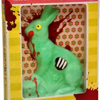 Chocolate Zombie Easter Bunny