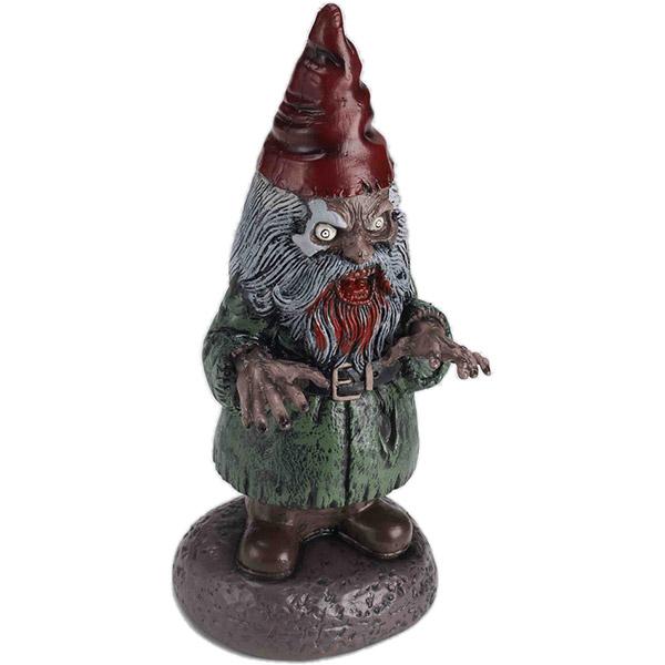 Zombie Garden Gnome Statue