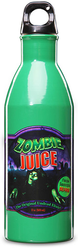 Zombie Juice Water Bottle