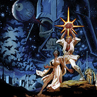 Zombie Star Wars Movie Posters
