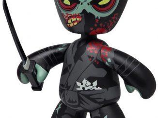 zombie mez-itz action figure