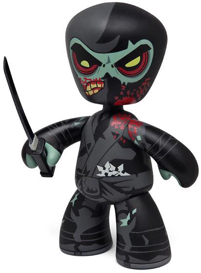 Zombie Ninja Mez-Itz Action Figure