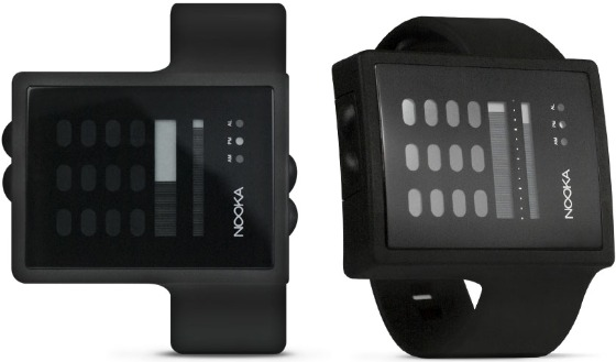 Nooka Zub Zayu watch