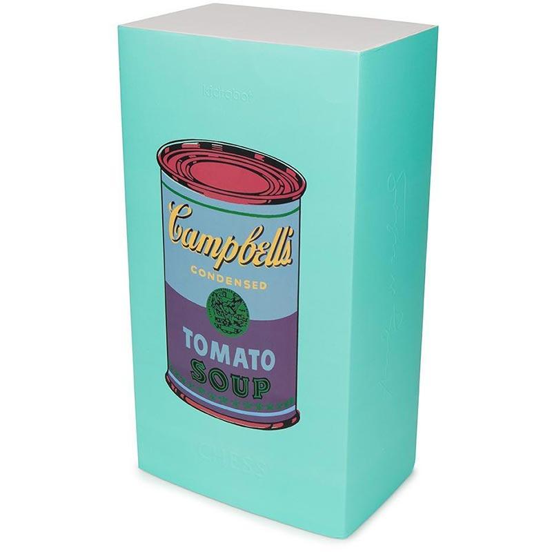 Andy Warhol Campbells Soup Chess Set