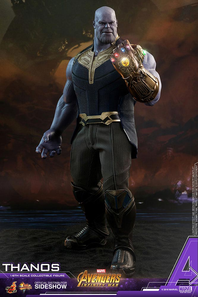 Thanos Sixth Scale Collectible Figure