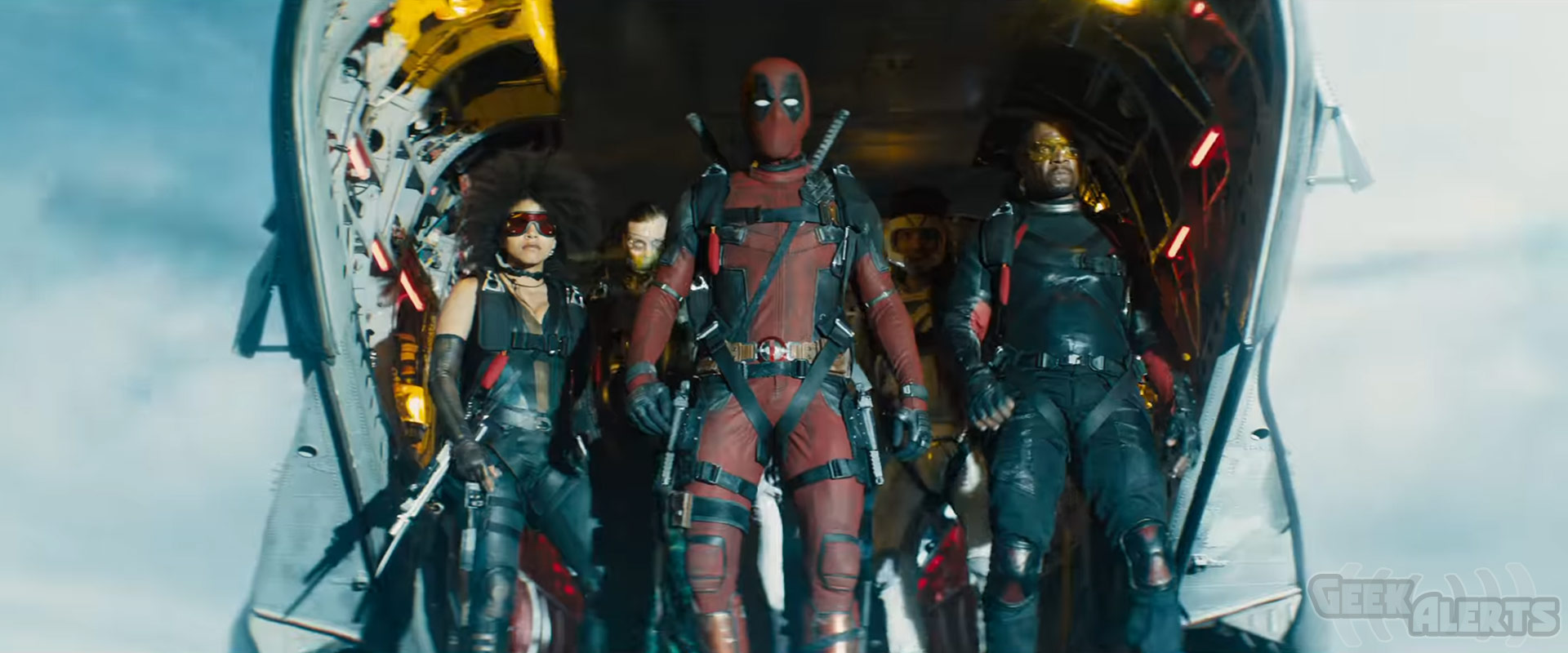 Deadpool 2 Meet Cable Trailer