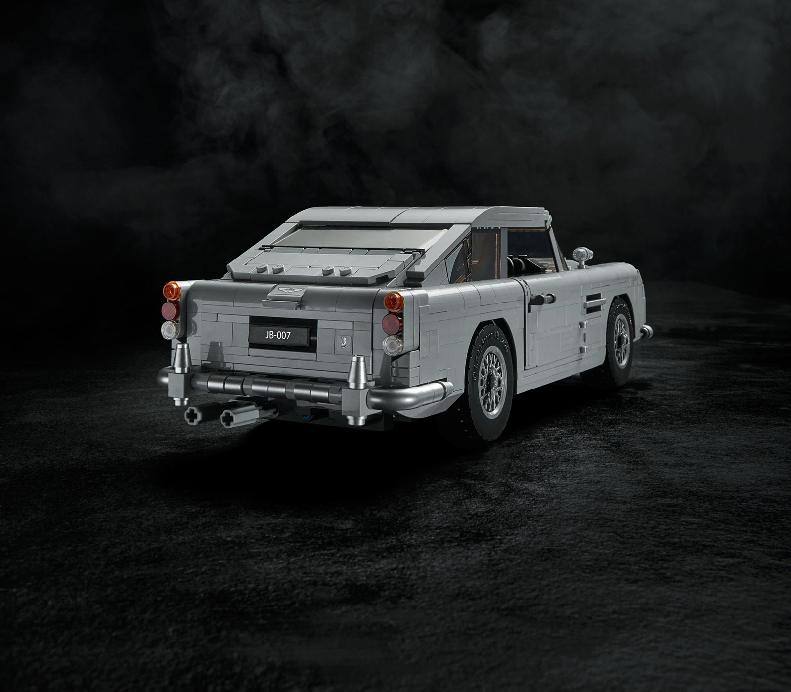 LEGO Creator James Bond Aston Martin DB5
