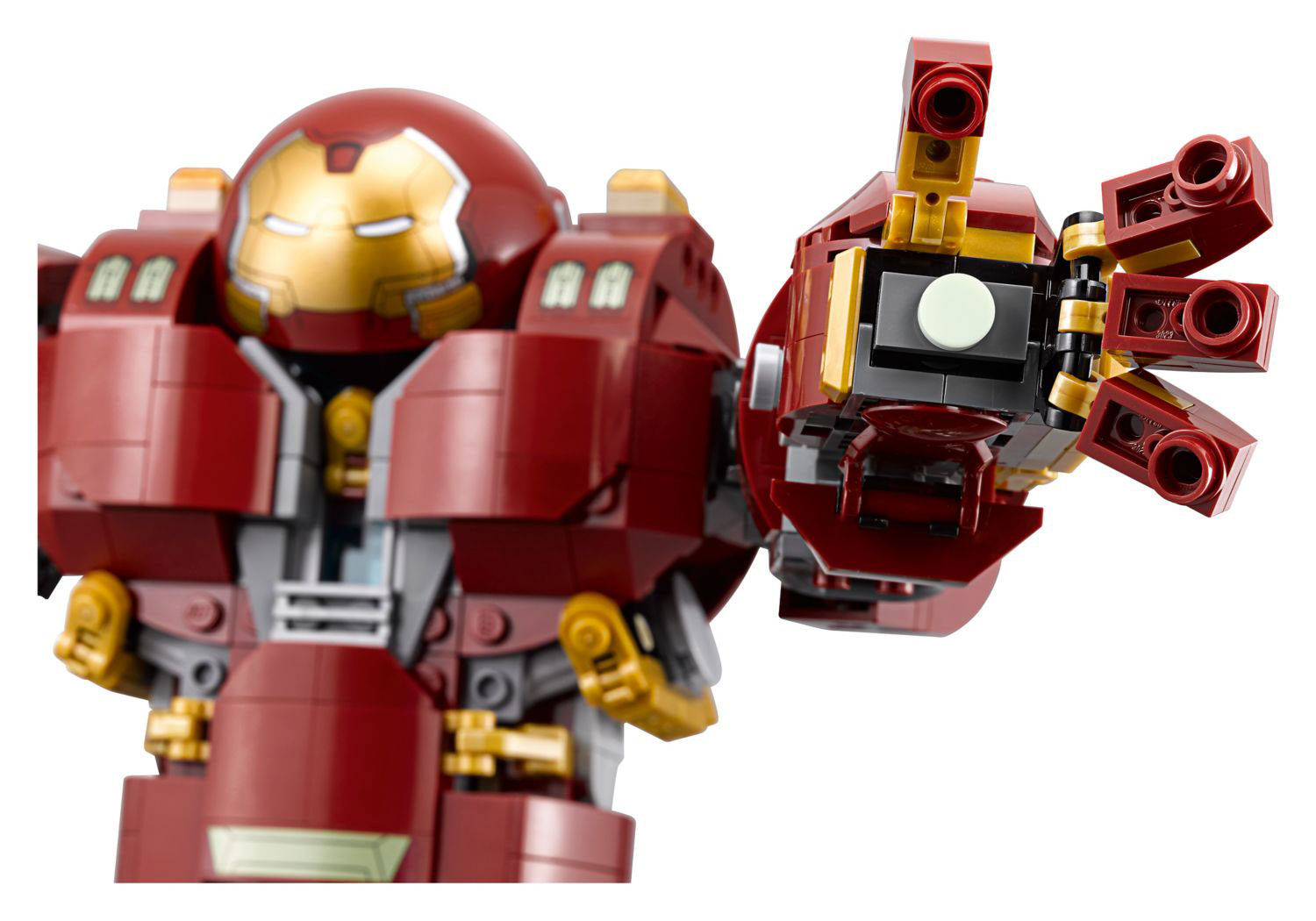 LEGO Marvel Comics Hulkbuster Ultron Edition 76105 Set