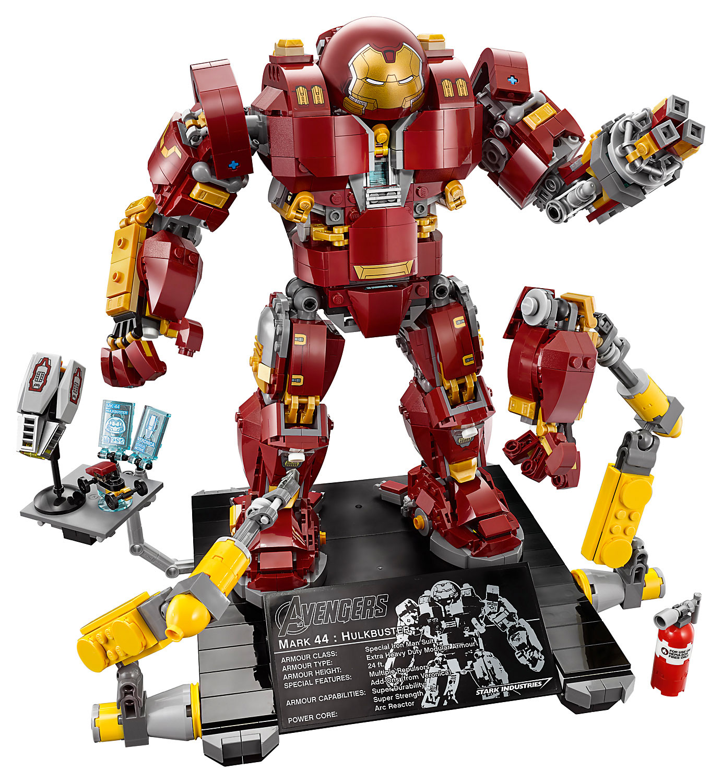 LEGO The Hulkbuster Ultron Edition 76105 Set