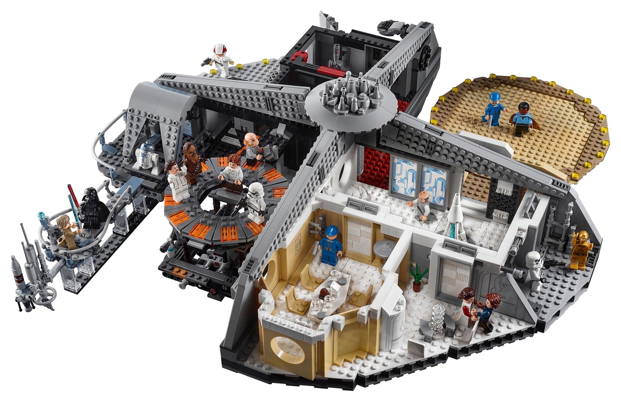 LEGO Star Wars Betrayal at Cloud City