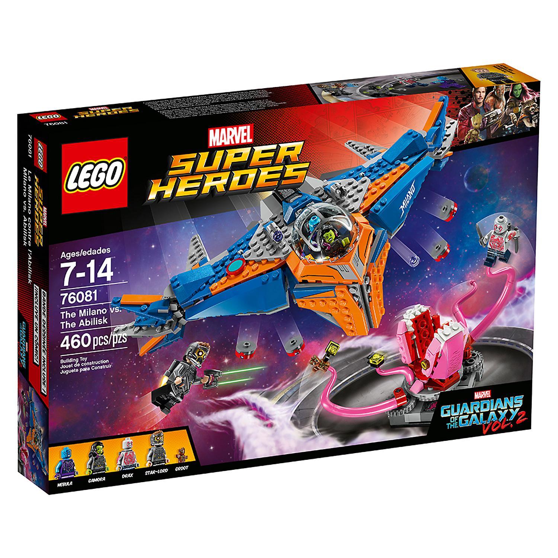 Marvel Guardians of the Galaxy LEGO Milano vs Abilisk Set 67081