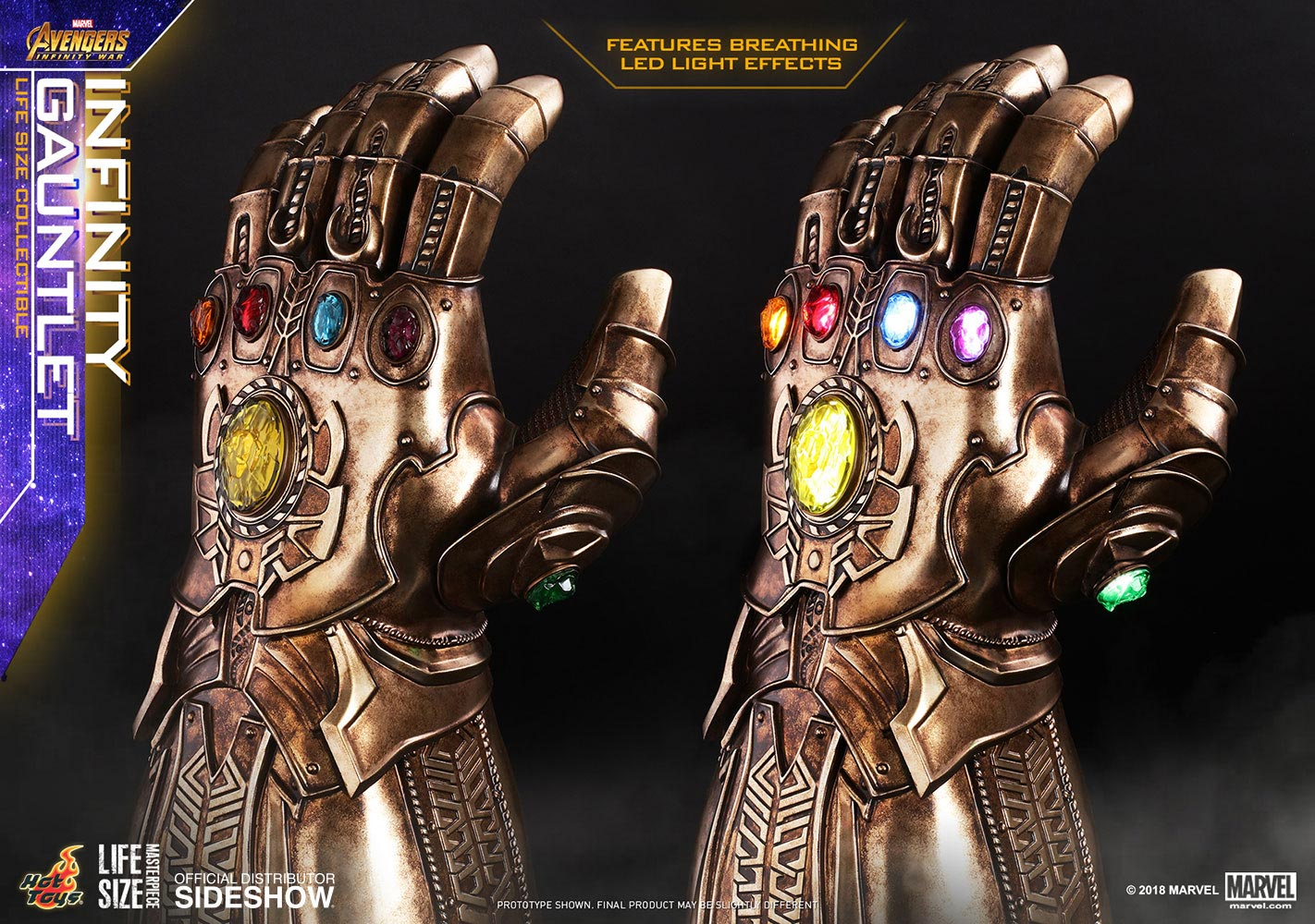 Marvel Infinity Gauntlet Replica