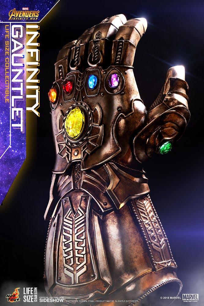 Marvel Infinity Gauntlet Replica