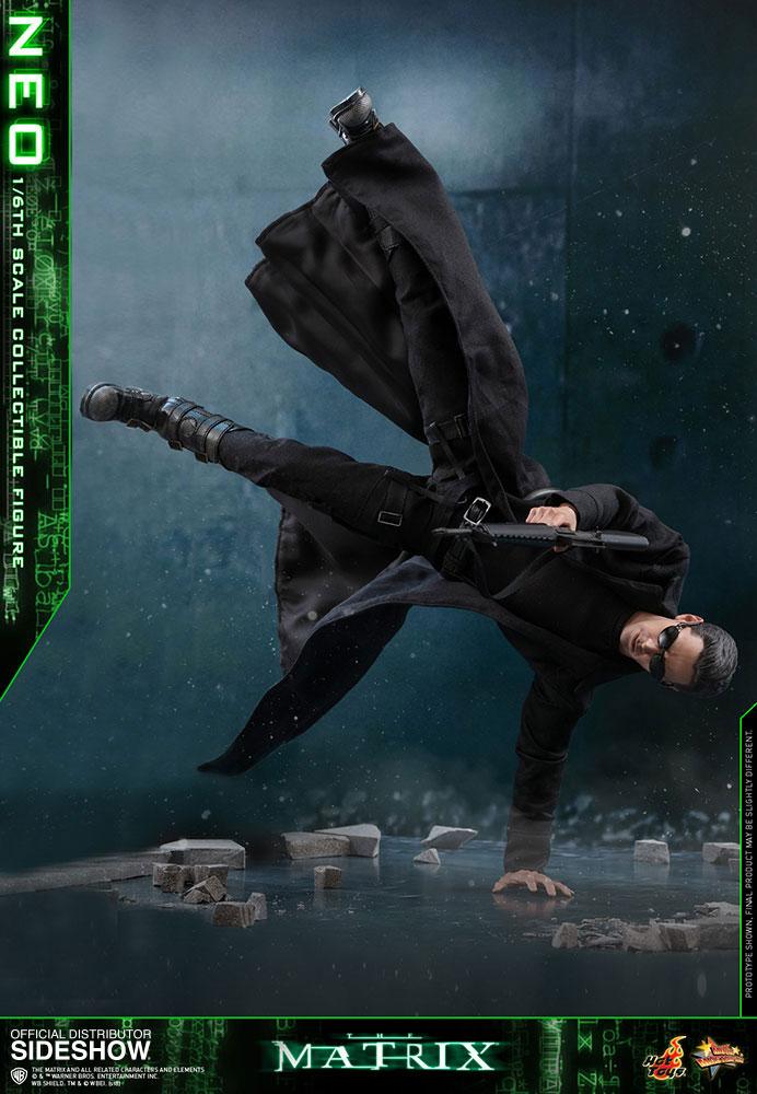 The Matrix Neo Sixth Scale Figure