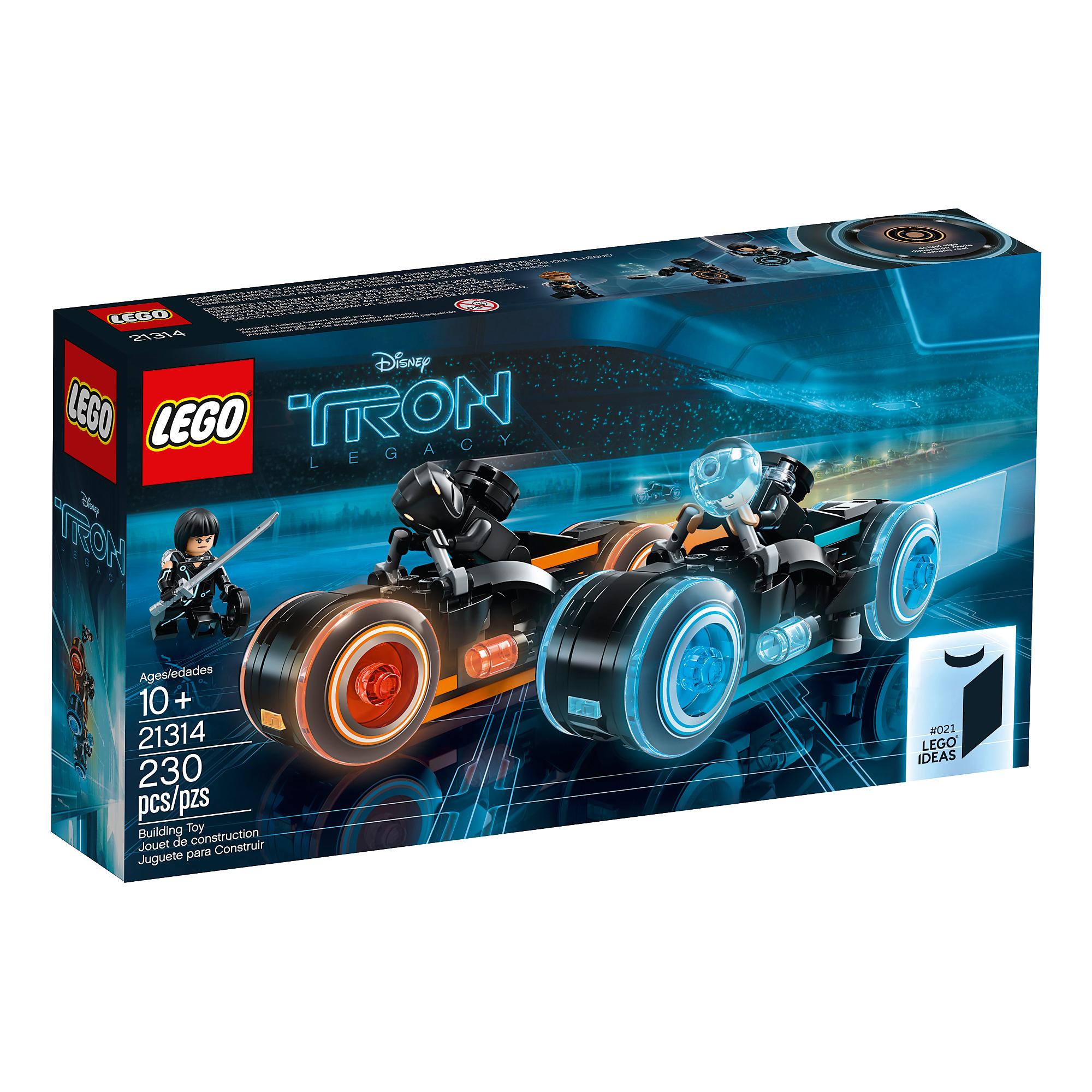 TRON Legacy LEGO Set